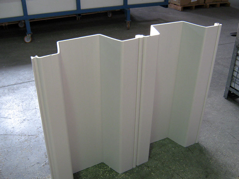Шпунтовые композитные сваи – металл или ПВХ