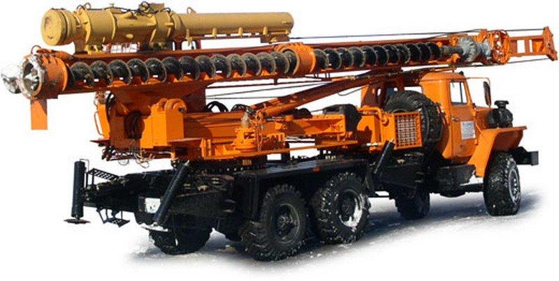 сваебойная машина БМ-811